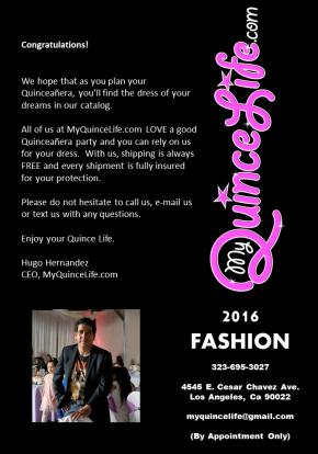 Charro-Style Dress OnlineCatalog