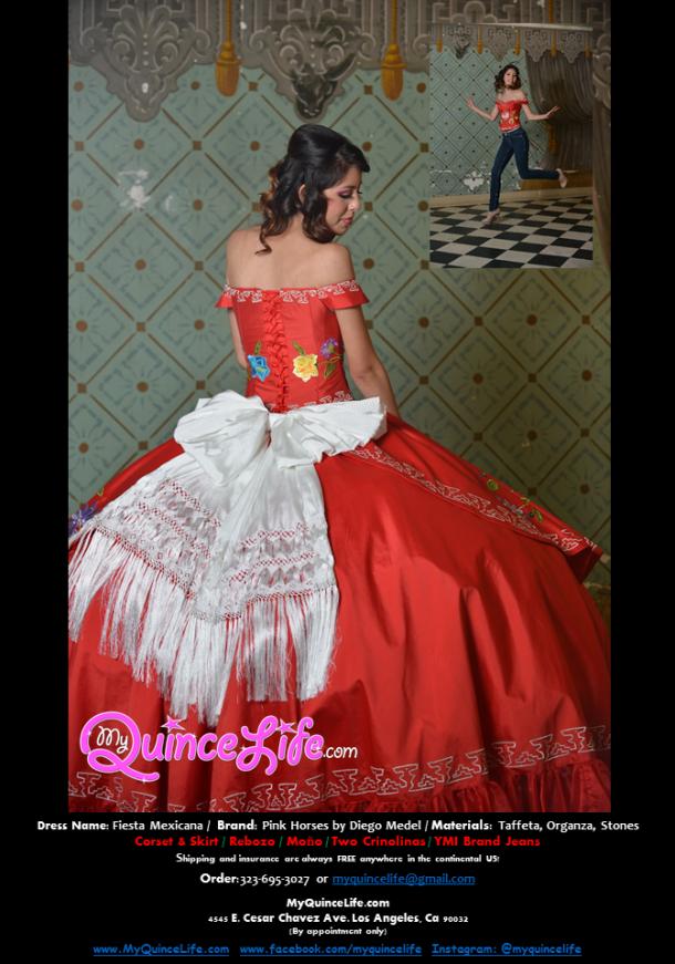 Charro Style Dress Online Catalog Myquincelife Com
