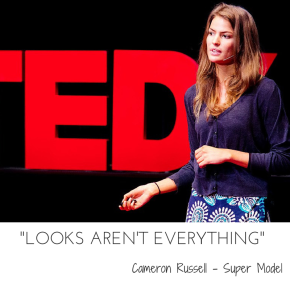 """Super Model Cameron Russell:  """"Looks aren't everything"""""""