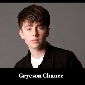 Greyson Chance…Emerging