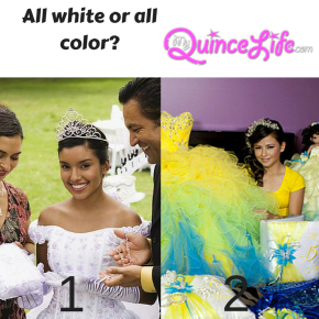 Shopping for your Quince dress should be a magical experience!
